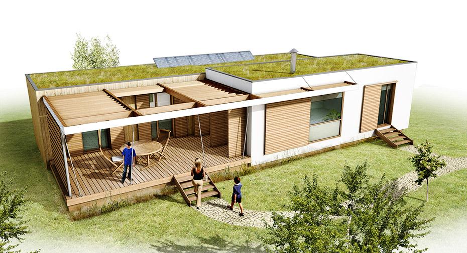 Maison cologique d finition ventana blog - Qu est ce qu une maison ecologique ...